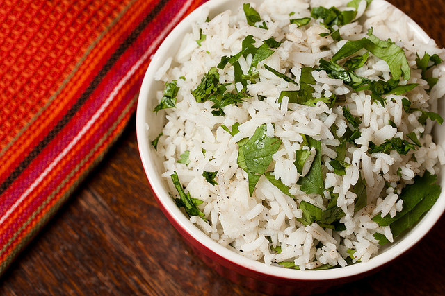 Mexican Vegan Rice
