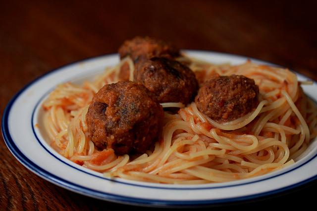 Vegan Walnut Meatballs